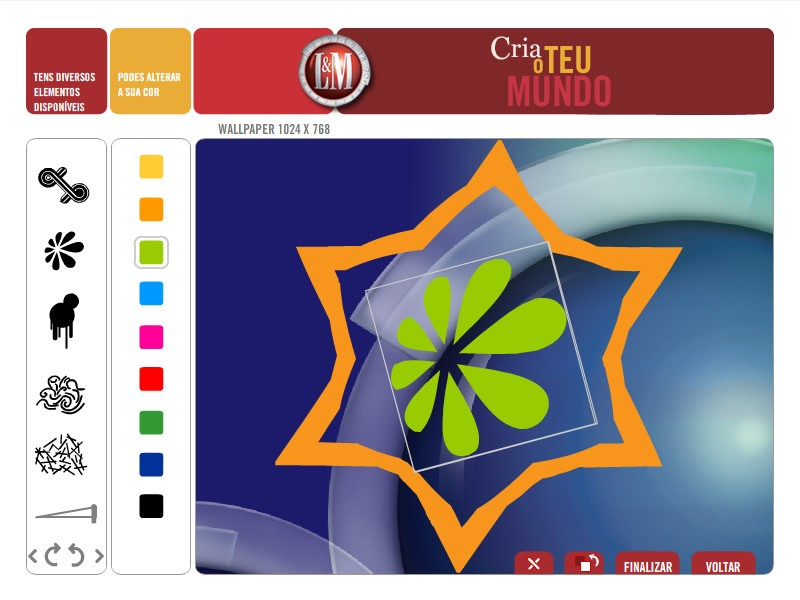 After you interactive solutions portfolio create your - Create your world ...