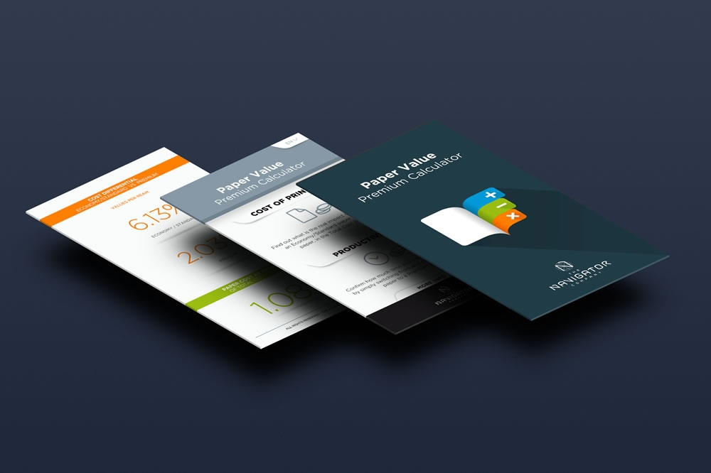 After You, Interactive Solutions - Premium Paper Navigator